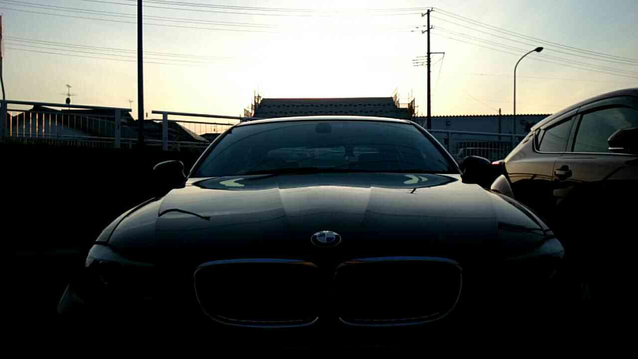 BMW E90ブレーキパッド警告灯点灯【発生編】
