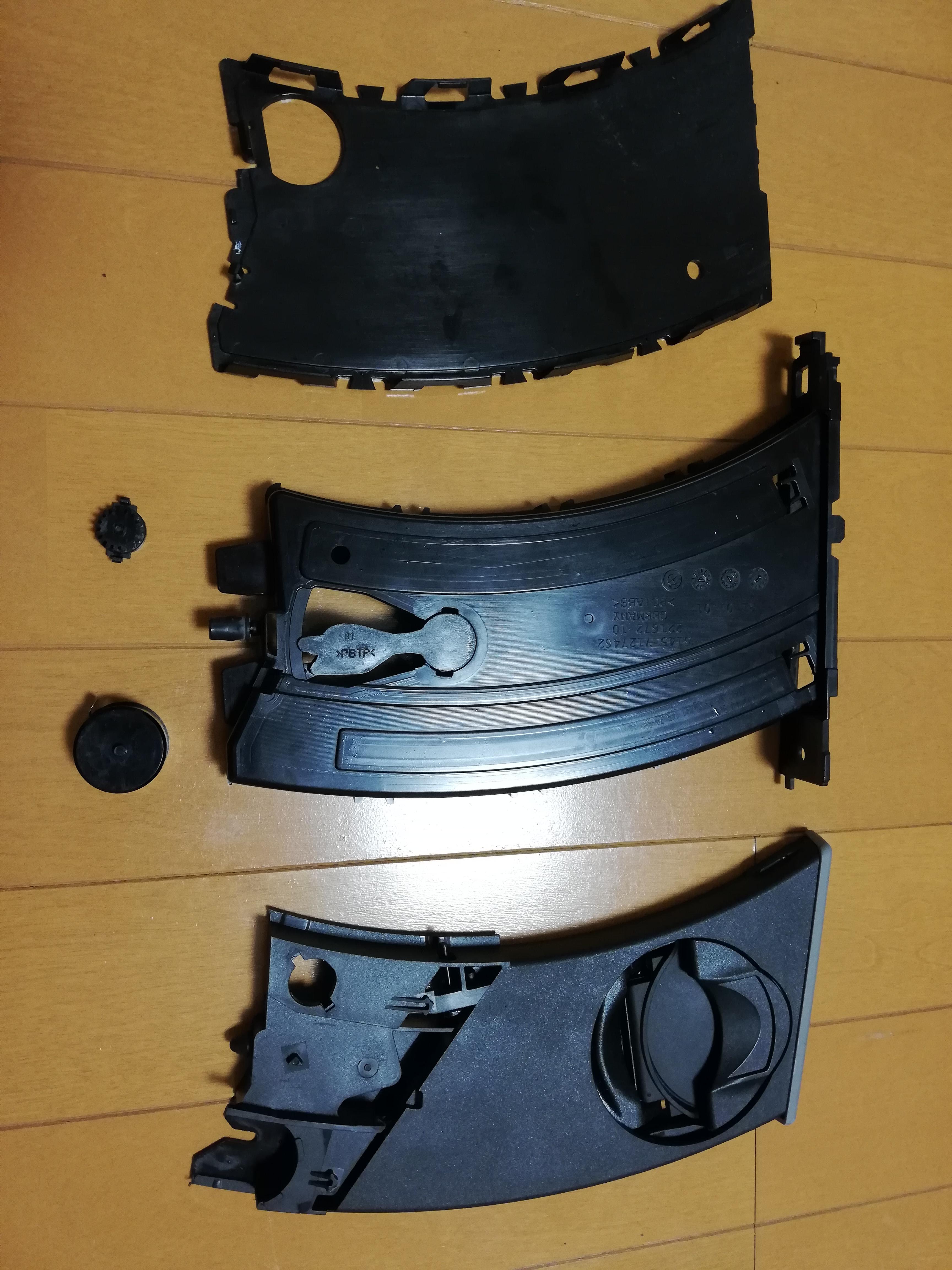 BMW E90ブレーキパッド・ローター全交換