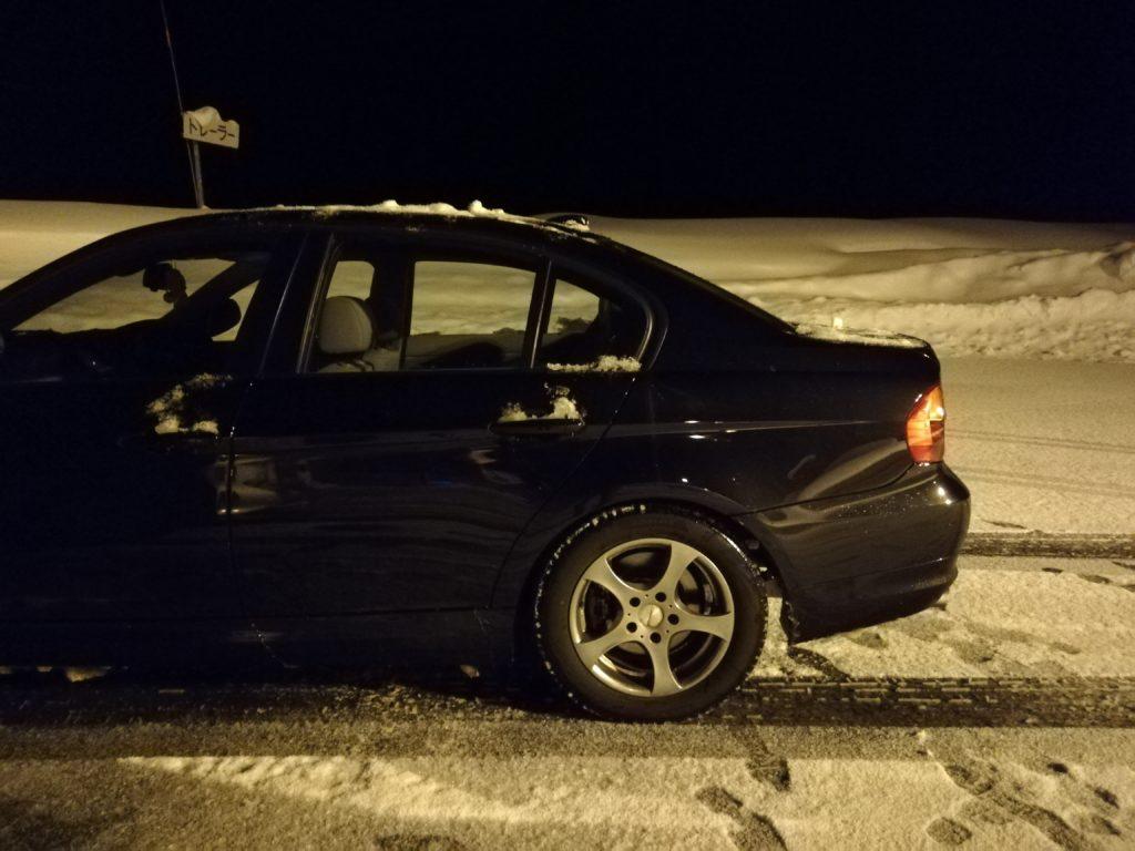中古BMWで冬を乗り切った!累計10,000km走破レビュー