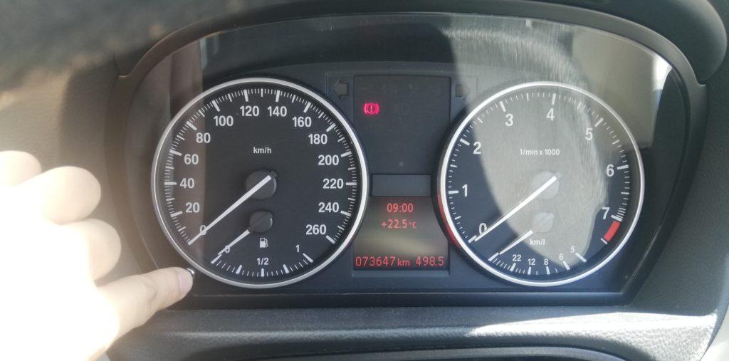 これで完結!BMW e90のオイル交換リセット方法の紹介
